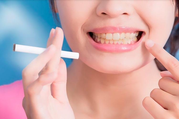 После лечения зуба сразу браться за сигарету нежелательно
