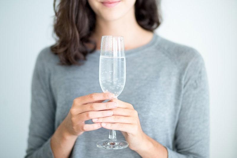 Алкоголь и зубы
